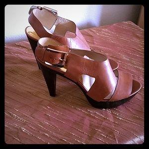 Michael Kors Women High Heel Scandle